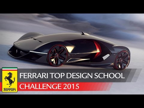 Manifesto project - Ferrari Top Design School Challenge 2015
