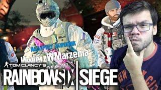 FUZE KERUJE EKIPĘ! - Rainbow Six Siege
