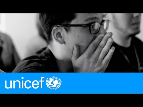 Our video game idea caused a walkout   UNICEF