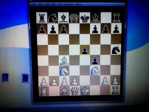 KRALJEV GAMBIT - žrtvujte se zbog pobede - EFIMOV vs BRONSTEIN  #34 Šah mat