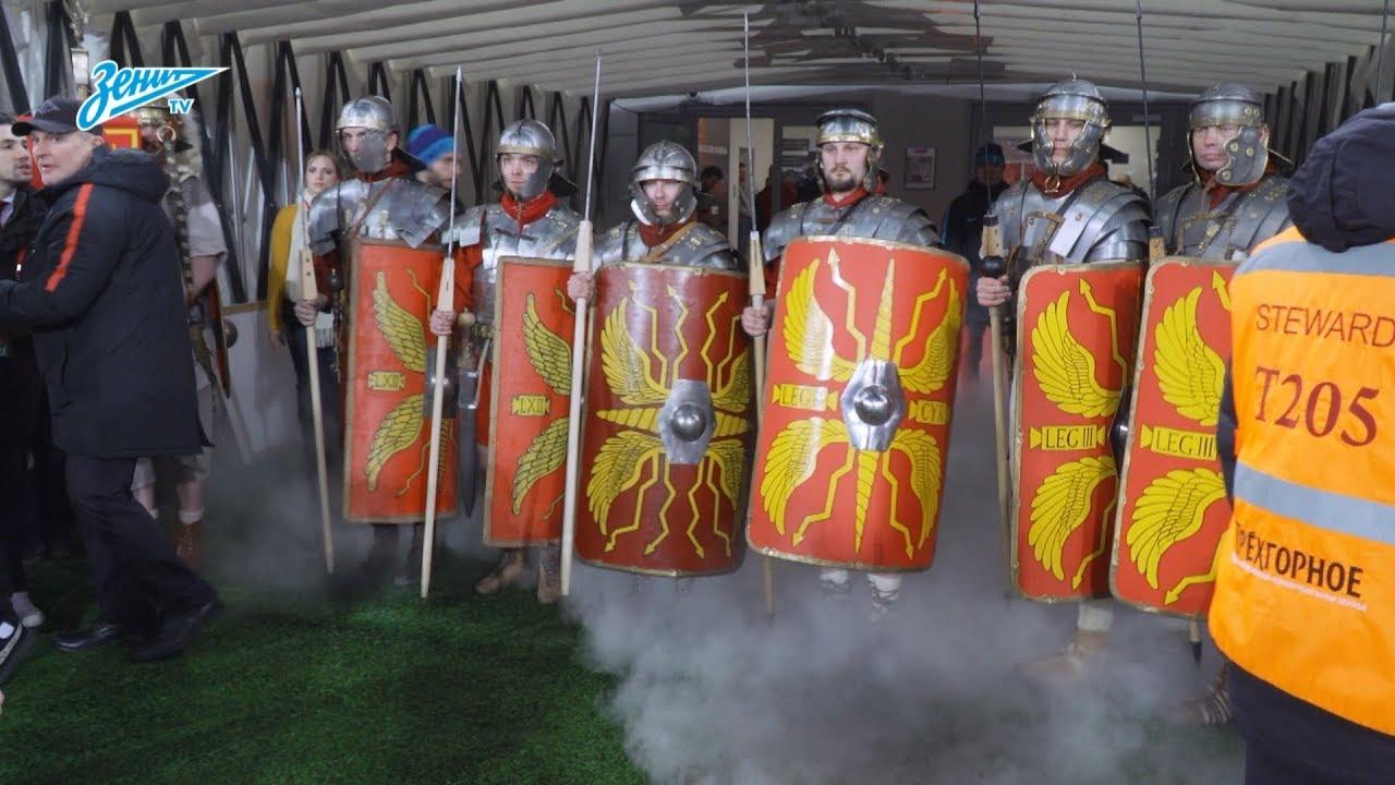 Скрытая камера «Зенит-ТВ»: «Спартак», легионеры и танцующий квас