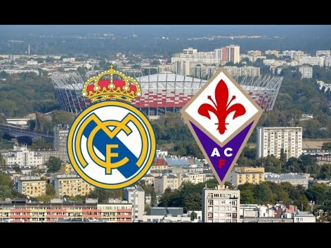 REAL MADRID 1 FIORENTINA 2 --- AMISTOSO