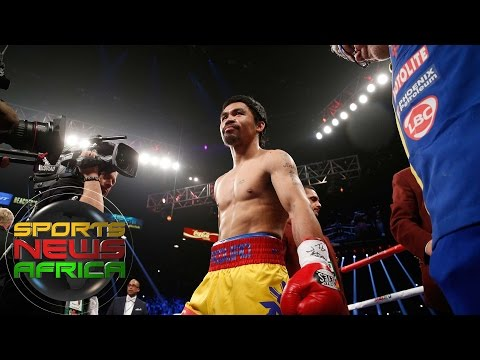 Sports News Africa Online: Manny Pacquiao could be the subject of a lawsuit in Nevada