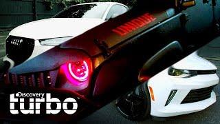 Os carros exclusivos das celebridades   Carro Ostentação com Will Castro   Discovery Turbo Brasil