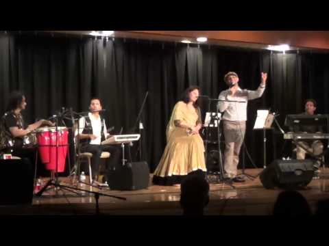 Kaun Hai Jo Sapno Me Aaya By Rajesh Panwar At Albany Ny video