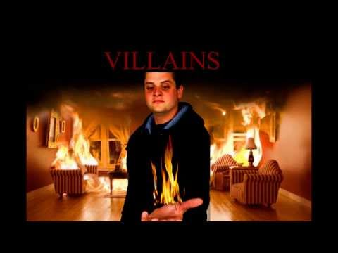 VILLAINS. Superhero series Smoke promo