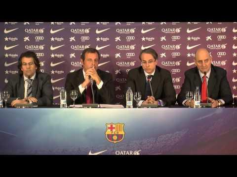 """Javier Faus: """"Messi és el millor del món i ha de cobrar com a tal""""."""