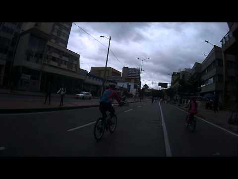 Entrenamiento Media Maratón Bogotá 2015 13