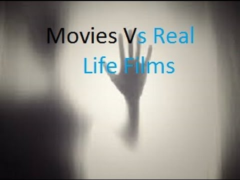 Movies vs Real life Horror films Be like By [Calvin]