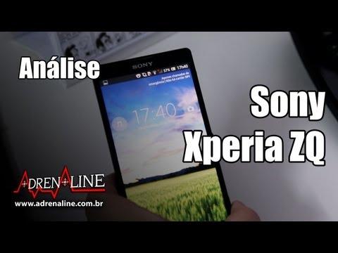 Análise: Sony Xperia ZQ