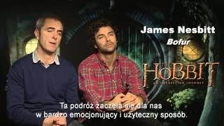 The Hobbit: The Desolation of Smaug - interviews
