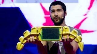 TED talk by Cesar Harada