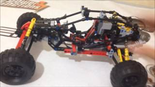 LEGO Technic custom buggy ful rc Madocca Design