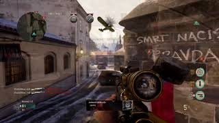 MY FIRST SNIPING V2 ROCKET (ON DLC W/ A CLIP SAME GAME!)