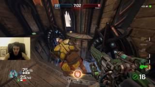 Quake TDM Railgun God