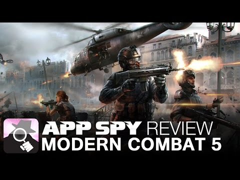 Modern Combat 5: Blackout | iOS iPhone / iPad Gameplay Review - AppSpy.com