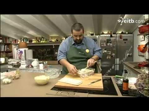 David de jorge cocina pastel de canap s en robin food for La cocina de david de jorge