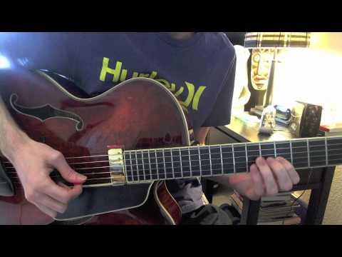50 Jazz Guitar Licks - #4 Charlie Parker Ii-V-I