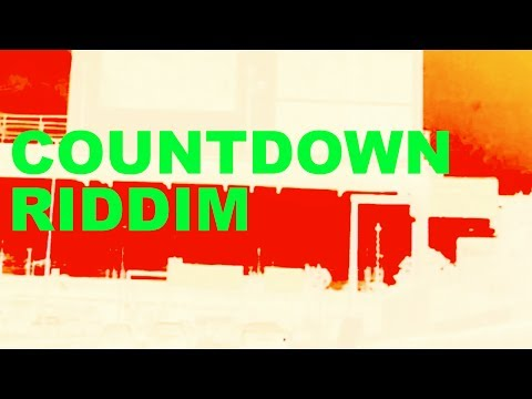 New /DANCEHALL RIDDIM INSTRUMENTAL/ REGGAE BEAT- Countdown Riddim 2014