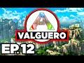 ARK: Valguero Ep.12 - BATTLING ALPHA DINOSAURS, NEW BASE, FEAR EVOLVED! (Modded Gameplay Let's Play)