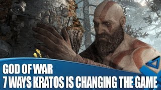 God Of War Gameplay - 7 Ways Kratos' Comeback Is Changing The Game