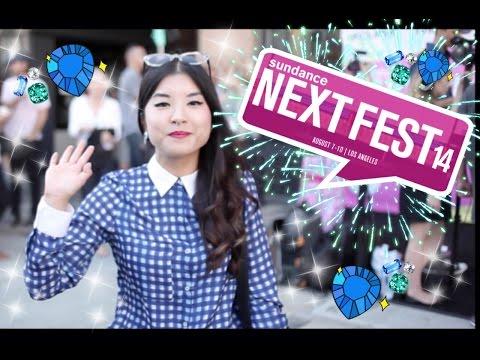 Film Vlog: Sundance NEXT FEST '14