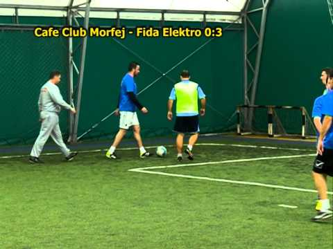 Mini fudbal na TV777, 1. runda kupa 2014/15