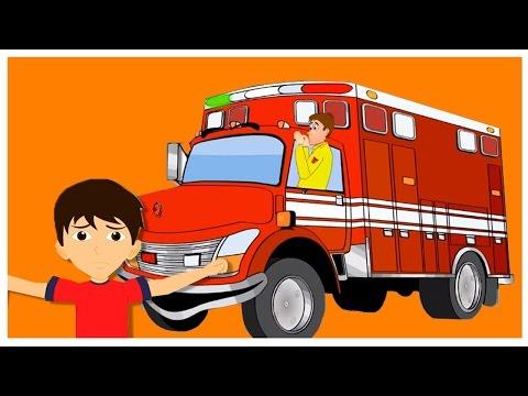 France - Au Feu Les Pompiers