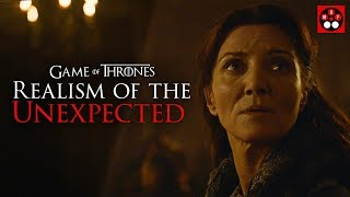 Game of Thrones — Realism of the Unexpected