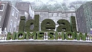 Ideal Home Show 2014   Marketing