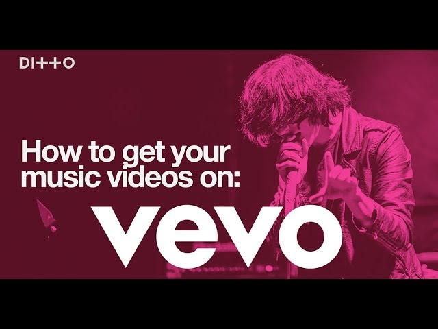 How To Get Your Music on Vevo thumbnail