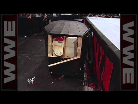 Kane vs. The Undertaker - Casket Match: Raw October 19 1998