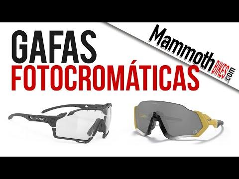 Por qué utilizar gafas fotocromáticas para bici de montaña o carretera.