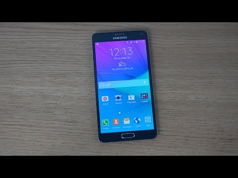 How To Make Samsung Galaxy Note 4 100% Faster! (4K)