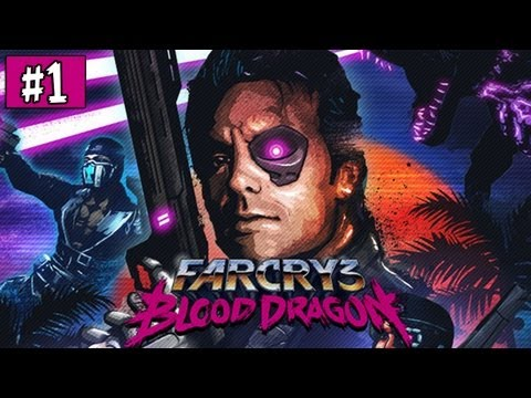 Far Cry 3: Blood Dragon Parte 1 En Español (XBOX360 - PS3 - PC) HD
