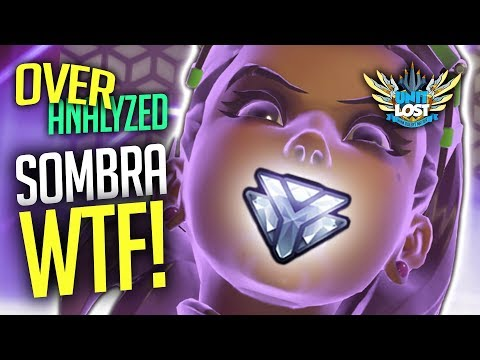 Overwatch Coaching - NEW Sombra! WTF ARE YOU DOING! [OverAnalyzed]