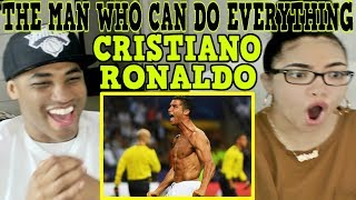 Download Lagu Cristiano Ronaldo ● The Man Who Can Do Everything |HD| REACTION Gratis STAFABAND