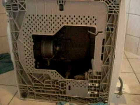 Reperatur Privileg Waschmaschine Teil (1/2)