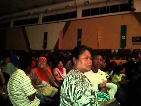 Konsert O.M.B Dwan Olan - Kenangan Semalam