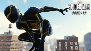 Spider-Man Ps4 Lets Play - Amazing - SPIDEY DUTIES - PART 17