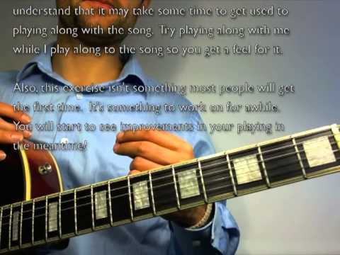 Beginning Jazz Guitar, Lesson 1, Learning So What