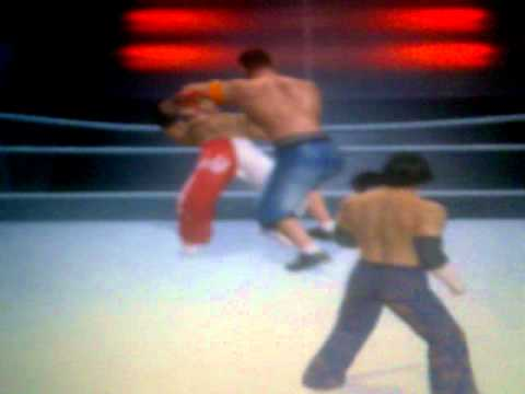 Wwe Raw Ray M. & Matt H. & John Cena  .3gp video