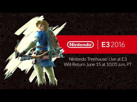 Nintendo Treehouse: Live at E3 Day 2