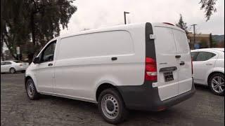 2018 Mercedes-Benz Metris Cargo Van Pleasanton, Walnut Creek, Fremont, San Jose, Livermore, CA 18-29