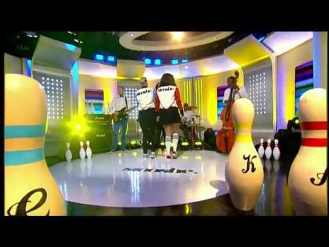 Stooshe &#8211; Slip (Live on This Morning) | Urban, Pop, R&amp;b, Soul, Hip-hop