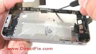 How To_ Replace iPhone 4 Screen | DirectFix.com
