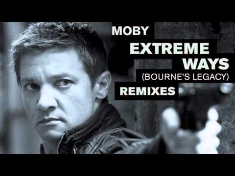Moby - Extreme Ways (Voodoo Child Remix) Bourne&#039;s Legacy