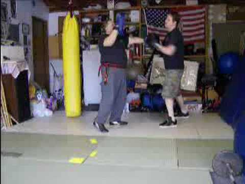 John Daniels Combative Martial Arts Jun Fan Kickboxing Image 1