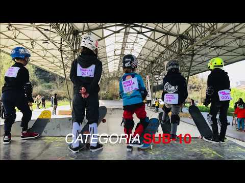 BE SKATE 2018 - SKATEPARK GALDACANO - VIZCAYA