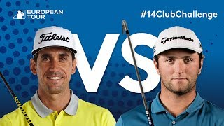 The 14 Club Challenge - Rahm vs Rafa